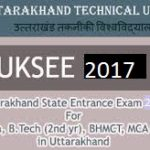 UKSEE 2017 : Application form, Exam Date, Eligibility Criteria