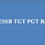 UPSESSB TGT PGT Exam Result 2016 : Cut off, Answer key